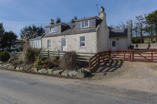 Thumbnail Detached house for sale in Netherdale, Turriff, Aberdeenshire