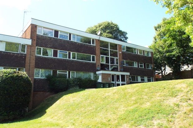 Thumbnail Flat to rent in Glover Street, Redditch