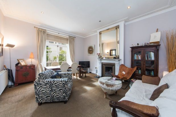 Thumbnail Flat to rent in Westbourne Terrace Road, London