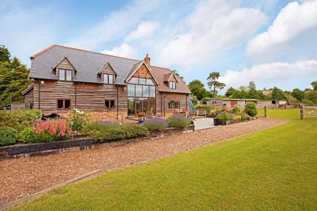 Thumbnail Detached house for sale in Brimpton Common, Reading