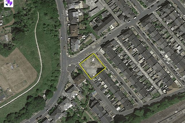 Thumbnail Land for sale in Land, East Park Avenue, Plymouth