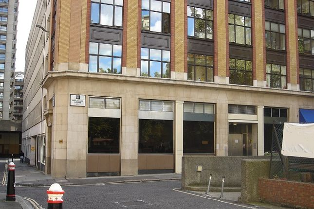 Thumbnail Leisure/hospitality to let in Bridgewater Square, London