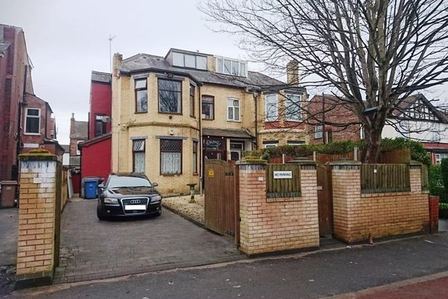 Thumbnail Semi-detached house for sale in 76 Northumberland Street, Salford, Greater Manchester