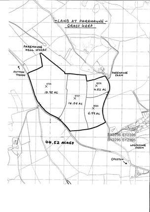 Sale Plan of Colyton EX24