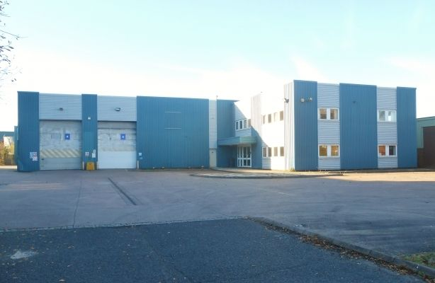 Thumbnail Warehouse to let in Unit C, Stafford Park 12, Telford, Shropshire