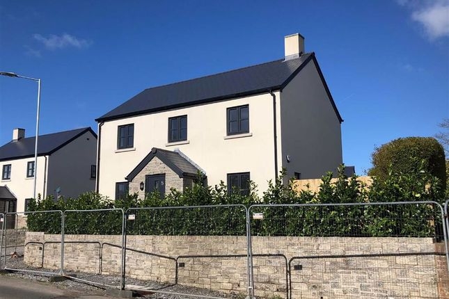 Thumbnail Detached house for sale in Gower Court, Mayals Road, Swansea, Swansea