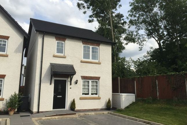 Thumbnail Detached house for sale in Plumb Court, Downholland, Ormskirk