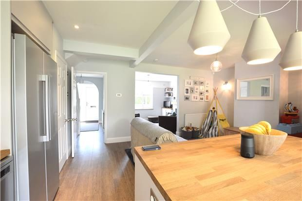 Thumbnail Terraced house for sale in Chevening Road, Chipstead, Sevenoaks, Kent