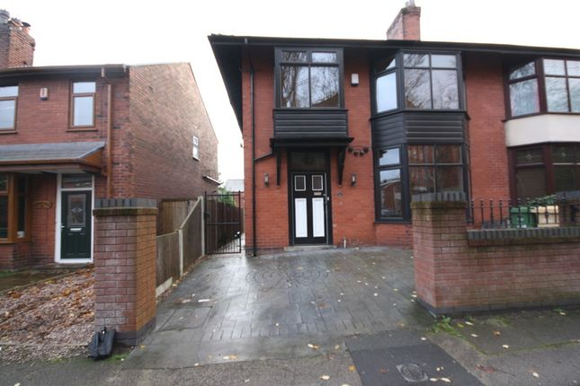 Thumbnail Semi-detached house to rent in Hill Cot Road, Bolton