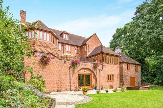Thumbnail Detached house for sale in Chilworth, Southampton, Hampshire