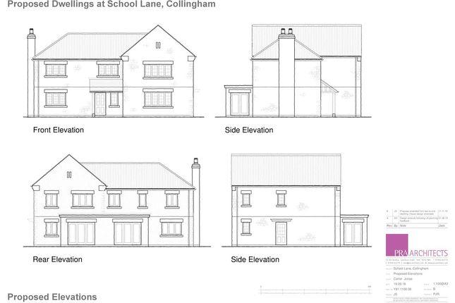 Picture No. 06 of Residential Building Plot, School Lane, Collingham, West Yorkshire LS22
