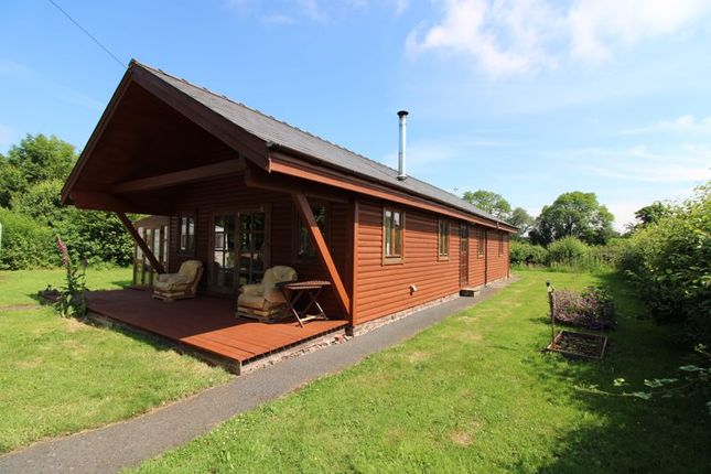 Thumbnail Detached bungalow for sale in Walterstone, Hereford