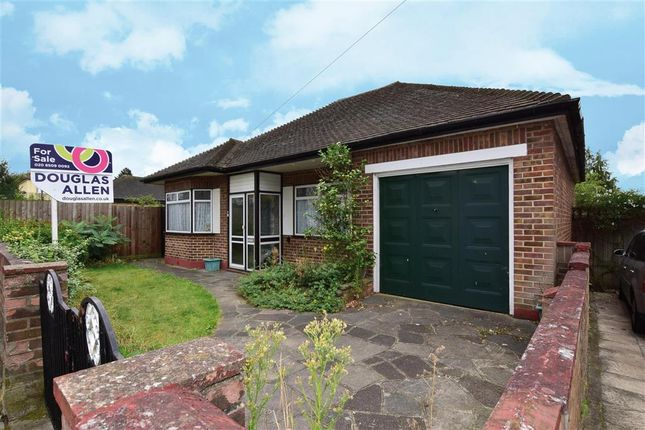 Thumbnail Detached bungalow for sale in Carnanton Road, London
