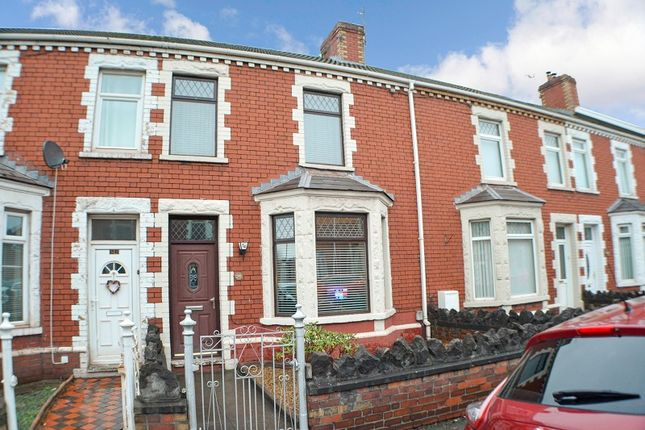 3 bed terraced house for sale in Tanygroes Street, Port Talbot, Neath Port Talbot. SA13