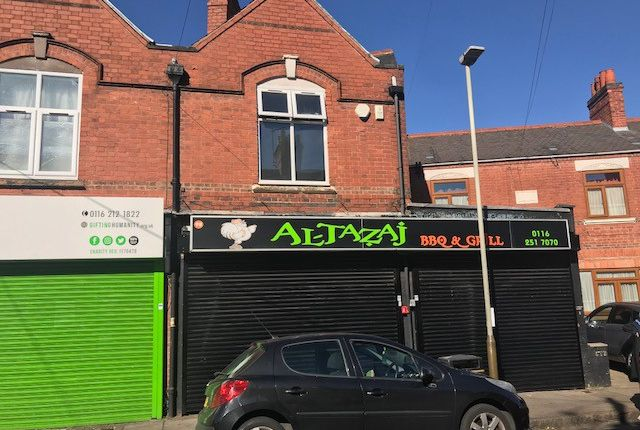 Thumbnail Retail premises to let in Wood Hill, Leicester, Leicestershire