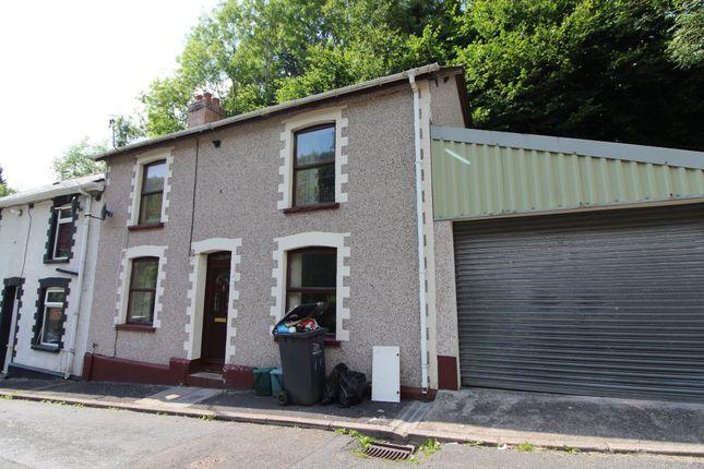 Thumbnail End terrace house to rent in Hafodarthen Road, Llanhilleth, Abertillery