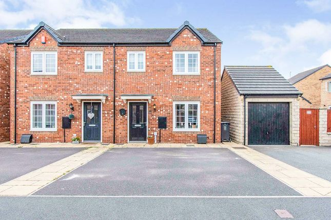 Thumbnail Semi-detached house for sale in Fairlands Grove, Auckley, Doncaster