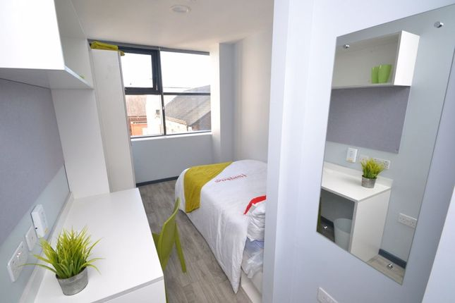 Thumbnail Property to rent in Castle Gate, Nottingham