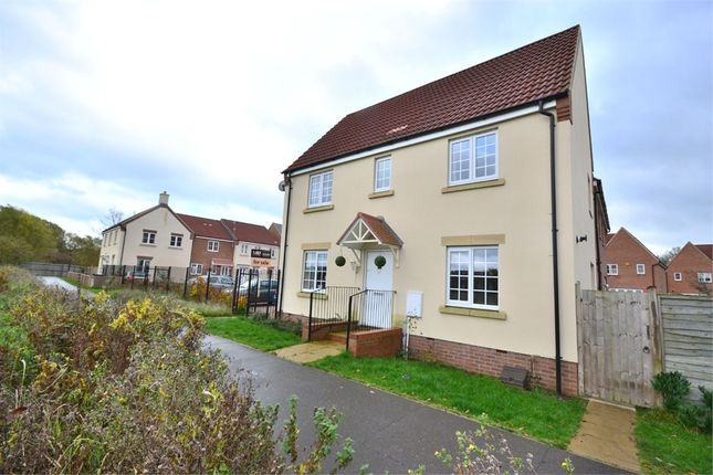 Thumbnail End terrace house for sale in Dairy Way, King's Lynn