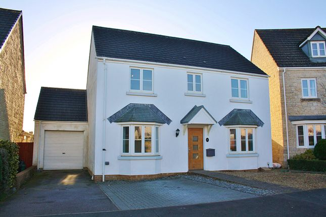 Thumbnail Detached house to rent in Montgomery Drive, Tavistock