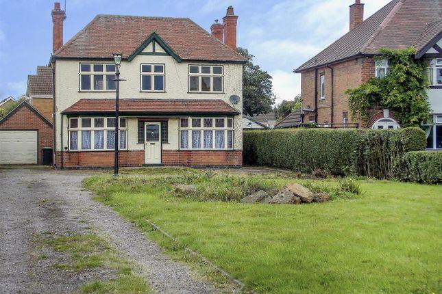 Thumbnail Detached house for sale in Nottingham Road, Beeston, Nottingham