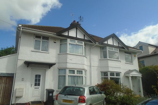 Thumbnail Semi-detached house to rent in Charis Avenue, Westbury-On-Trym, Bristol