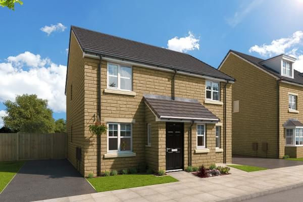 "2 bed property for sale in ""The Eston At Highgrove Place"" at Smirthwaite Street, Burnley"