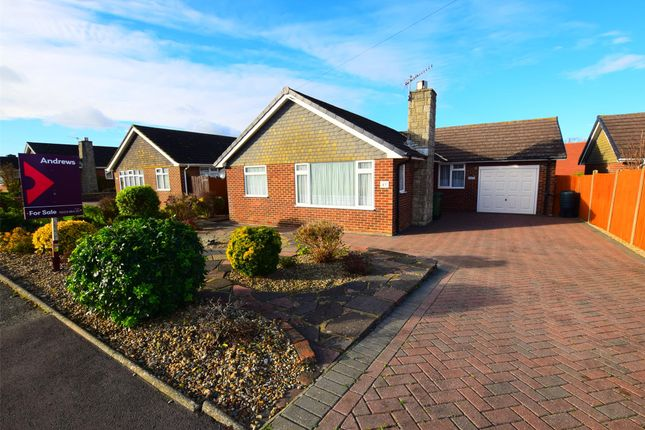 Thumbnail Detached bungalow for sale in Pebsham Lane, Bexhill, East Sussex