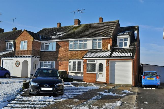 Thumbnail Semi-detached house for sale in Beeches Road, Chelmsford, Essex