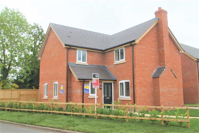 Thumbnail Detached house for sale in Shrewsbury Road, Pontesbury, Shrewsbury