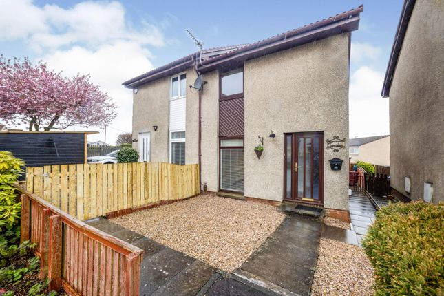Thumbnail Semi-detached house for sale in North Bank Park, Bo'ness