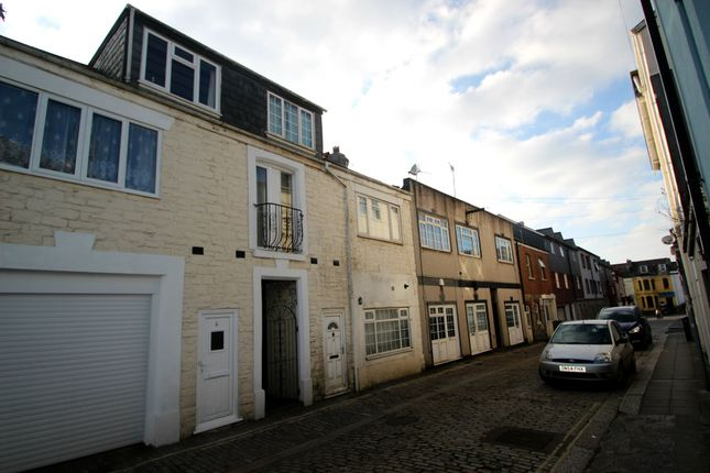Thumbnail Terraced house for sale in Deptford Place, Plymouth