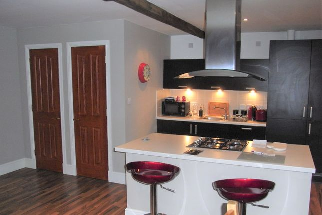 Thumbnail 2 bed flat to rent in Bell Tower, Inverness