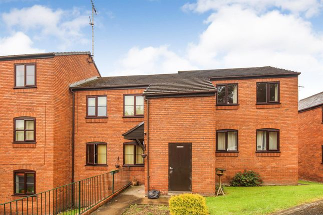 1 bed flat to rent in St Marys Mews, Church Lane, Mold CH7