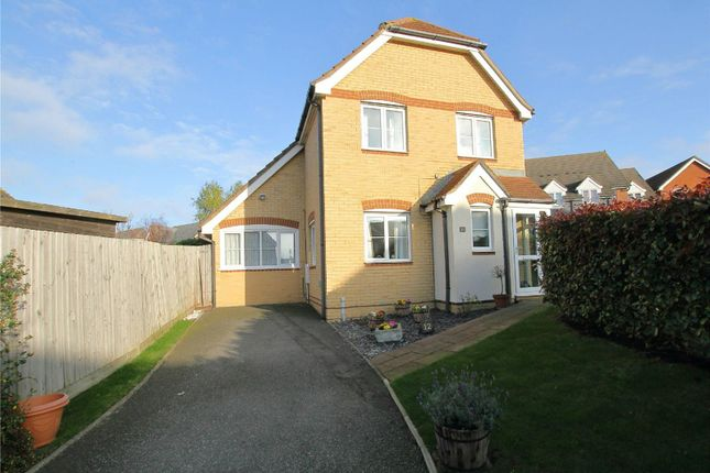 Thumbnail Detached house for sale in Emelina Way, Seasalter, Whitstable
