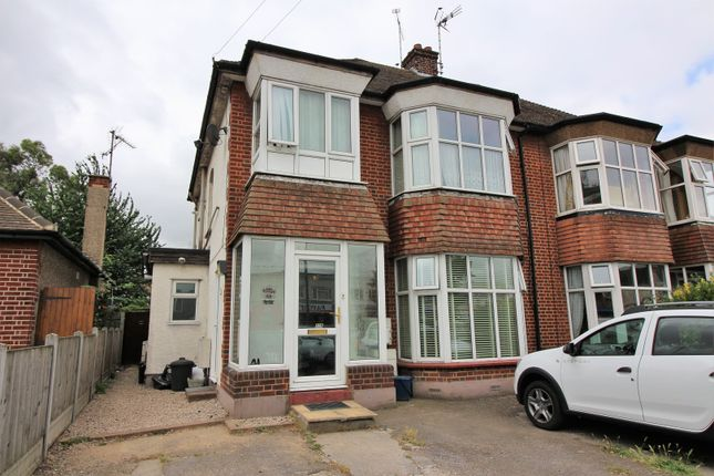 Thumbnail Flat for sale in Prince Avenue, Southend-On-Sea