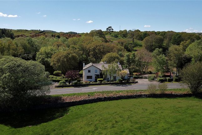Detached house for sale in Greenbank House & Cottage, Crosthwaite, Kendal, Cumbria