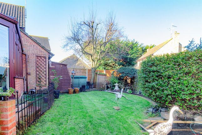 Garden of Hester Place, Burnham-On-Crouch CM0