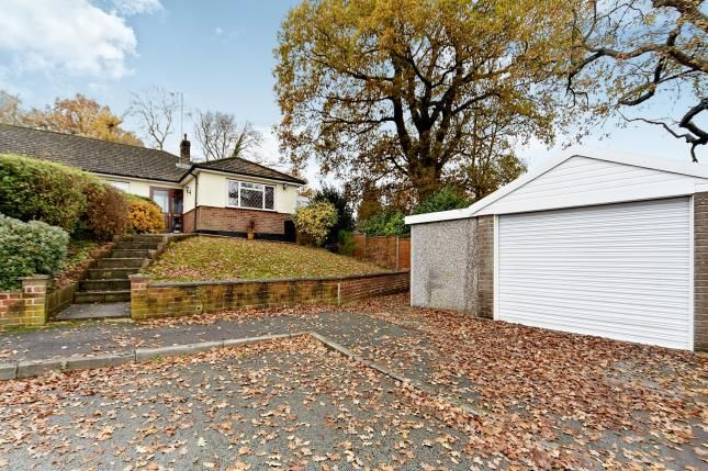 3 bed bungalow for sale in Rydons Wood Close, Old Coulsdon, Surrey, England