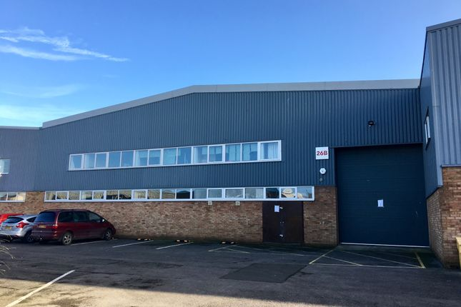 Isis Trading Estate Swindon Sn1 Commercial Properties To