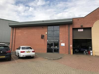 Thumbnail Warehouse to let in Unit 9, The Maltsters, Wetmore Road, Burton Upon Trent, Staffordshire