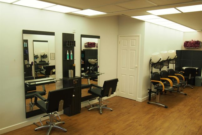 Thumbnail Retail premises for sale in Hair Salons LS29, Menston, West Yorkshire