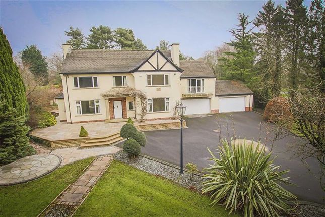 Thumbnail Detached house for sale in Maple Close, Whalley, Lancashire