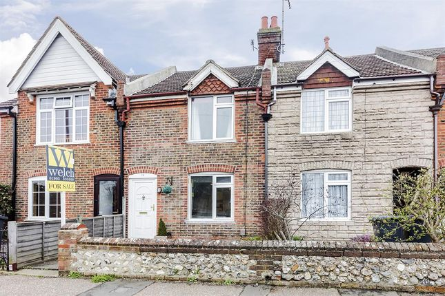 Thumbnail Terraced house for sale in Sompting Road, Worthing, West Sussex