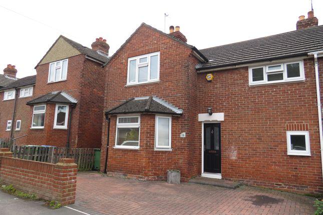 Thumbnail Semi-detached house for sale in Freshfield Road, Southampton