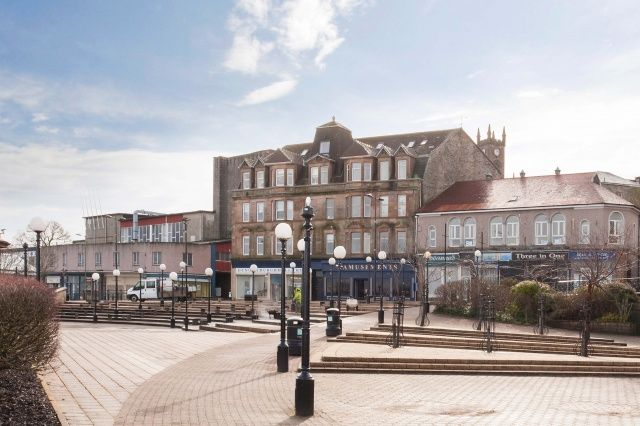 Thumbnail Flat for sale in 35 Argyll Street, Dunoon, Argyll And Bute