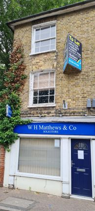 Thumbnail Office for sale in 31 Church Street, Staines-Upon-Thames, Middlesex