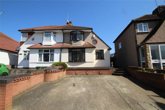 Thumbnail Semi-detached house for sale in Wickham Lane, Abbey Wood, London