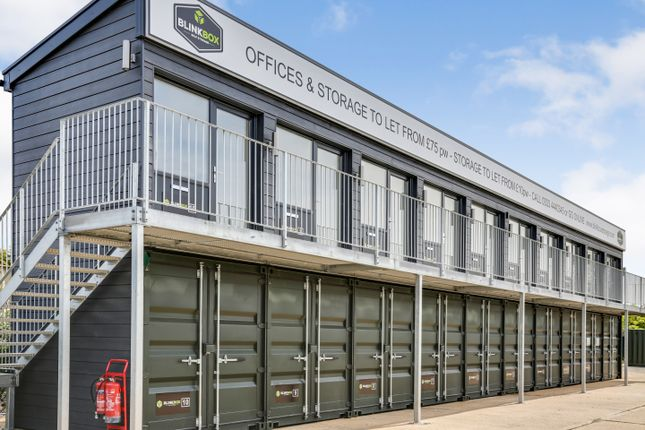 Thumbnail Office to let in Western Road, Deal