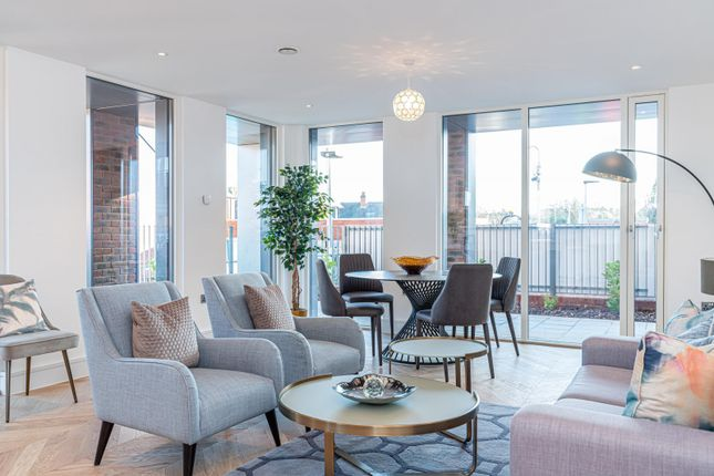 Living Area of Masefield House, Laureate Gardens, Henley-On-Thames RG9